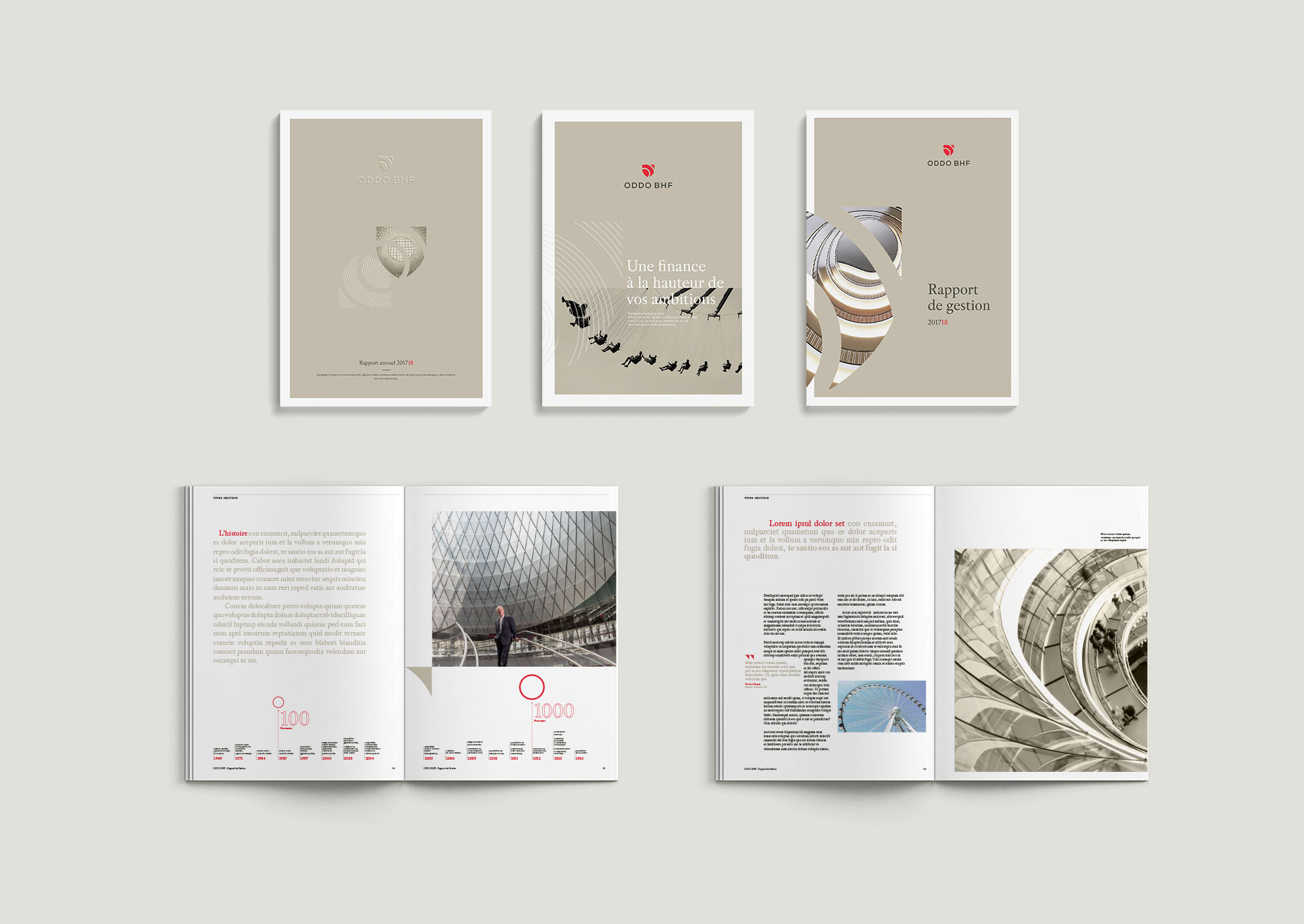 ODDO BHF Brochures