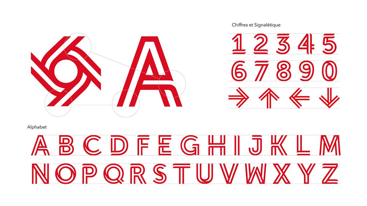 Rungis Typography